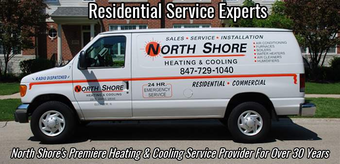 Allow North Shore Heating & Cooling to repair your Water Heater in Northbrook IL